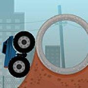 Игра Игра Трюки грузовика-монстра