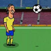 Игра Игра Звездный футбольный удар