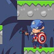 Игра Игра Мстители гражданская война 2