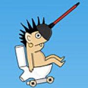 Игра Игра Туалет-ракета