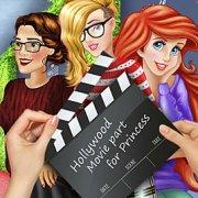Игра Игра Принцессы Диснея: голливудская роль