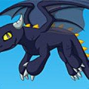 Игра Игра Как приручить дракона: одевалка Беззубик