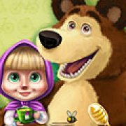 Игра Игра Маша: весенняя аллергия