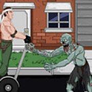 Игра Игра Самокат зомби