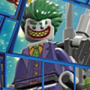 Игра Игра Лего Бэтмен останови побег Джокера