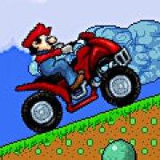 Игра Игра Умения Марио на квадроцикле