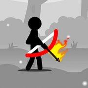 Игра Игра Стикмен с луком 2