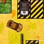 Игра Игра Бумажный автомобиль: парковка
