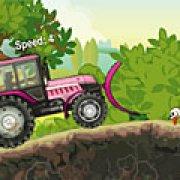 Игра Игра Приключение: сила трактора