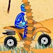Игра Игра Тропическая гонка на квадроцикле