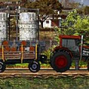 Игра Игра 4-х колесный трактор: состязание