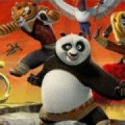 Игра Игра Кунг Фу Панда 3: поиск предметов