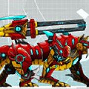 Игра Игра Бои роботов: эра волка