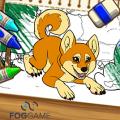 Игра Игра Раскраски животных: создай картинку 2