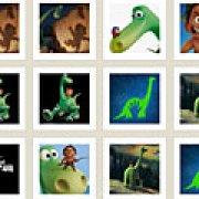 Игра Игра Хороший динозавр тренировка памяти