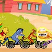 Игра Игра Дружеская гонка Пуха