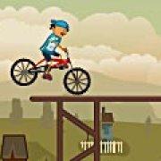 Игра Игра Торчок на велосипеде