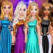 Игра Игра Принцессы Диснея майский шопинг