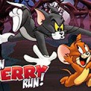 Игра Игра Том и Джерри бег