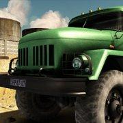 Игра Игра Водитель грузовика: сумасшедшая дорога 2