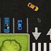 Игра Игра Такси: мания парковки