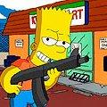 Игра Игра Симпсоны стрелялки