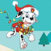Игра Игра Раскраски Никелодеон: Новый год и Рождество