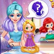 Игра Игра Магазин фигурок принцессы Кристалл