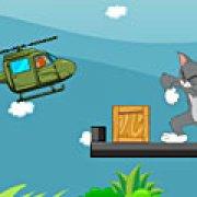 Игра Игра Бомбардировочный вертолет Джерри