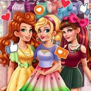 Игра Игра Одевалки: девушки из соцсетей