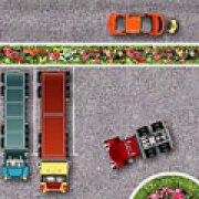 Игра Игра Водитель 18 колес 2