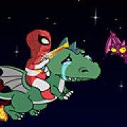 Игра Игра Человек паук: ночь Хэллоуина