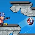 Игра Игра Капитан Америка приключения