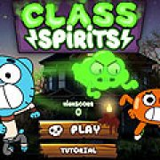 Игра Игра Гамбол: призраки в школе