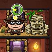 Игра Игра Воришка Боб 5: приключения в храме