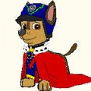 Игра Игра Одевалки щенячий патруль: Гонщик