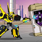 Игра Игра Трансформеры роботы под прикрытием