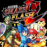 Игра Игра Super Smash Flash 2