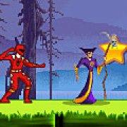 Игра Игра Могучие рейнджеры драки