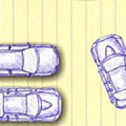 Игра Игра Рисованная парковка