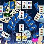 Игра Игра Маджонг лунного эльфа