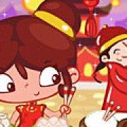 Игра Игра Безделье китайский Новый год