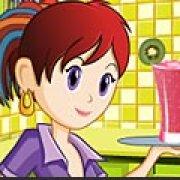 Игра Игра Кухня Сары фруктовый коктейль