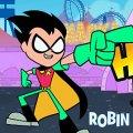 Игра Игра Юные Титаны: Робин против Симора