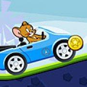 Игра Игра Трюк автомобиля Джерри
