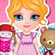 Игра Игра Малышка Барби мягкие игрушки