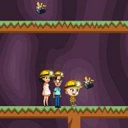 Игра Игра На троих: папа, мама и сын шахтеры 2