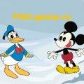 Игра Игра Микки Маус и Дональд Дак: приключения в заснеженных горах