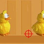 Игра Игра Стрелять по курицам
