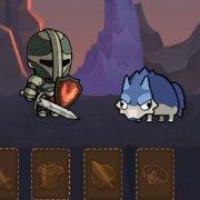 Игра Игра Рыцари: Мрачное Подземелье